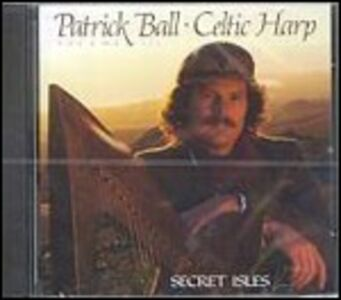 CD Celtic Harp vol.3. Secret Isles di Patrick Ball
