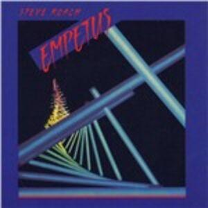 Foto Cover di Empetus, CD di Steve Roach, prodotto da Kucku