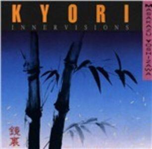 Foto Cover di Kyori Innervision, CD di Masakazu Yoshizawa, prodotto da Celestial Harmonies