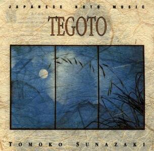 Tegoto - CD Audio di Tomoko Sunazaki