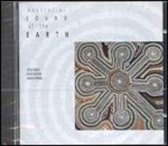 CD Sound of the Earth David Hudson , Steve Roach