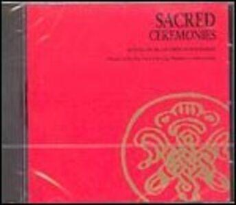 CD Sacred Ceremonies di Dip Tse Chok Ling Monastery Choir