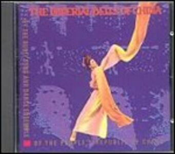 CD The Imperial Bells of China di Hubei Song and Dance Ensemble