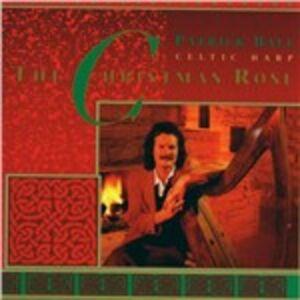 CD Christmas Rose di Patrick Ball