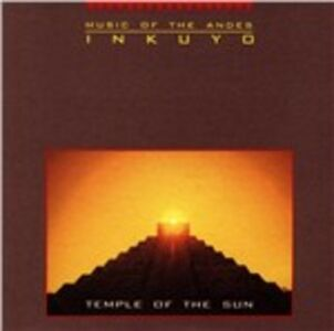 CD Temple of the Sun di Inkuyo