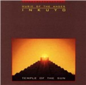 CD Temple of the Sun di Inkuyo