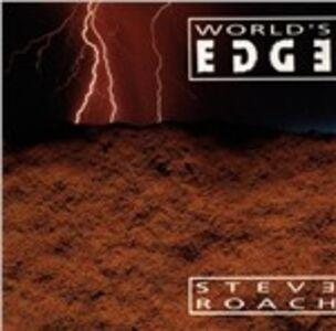 Foto Cover di World's Edge, CD di Steve Roach, prodotto da Celestial Harmonies