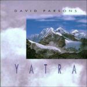 Foto Cover di Yatra, CD di David Parsons, prodotto da Fortuna 0