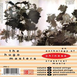 Hugo Masters 1 - 4 - CD Audio