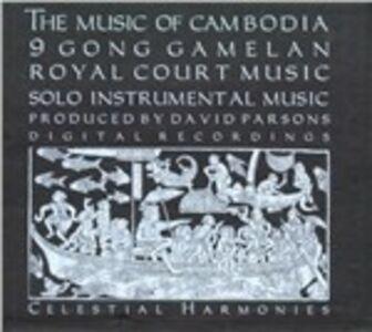 CD Music of Cambodia