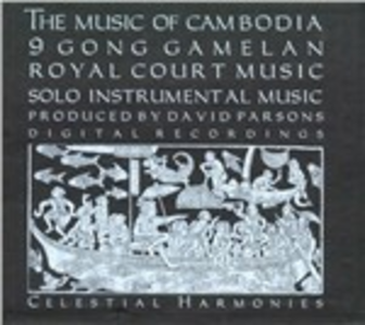 CD Music of Cambodia