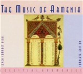 CD Music of Armenia