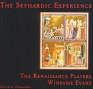 Sephardic Experience Box - CD Audio di Renaissance Players