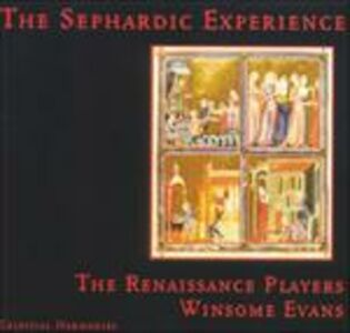 CD Sephardic Experience Box di Renaissance Players