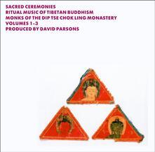 Sacred Ceremonies - CD Audio