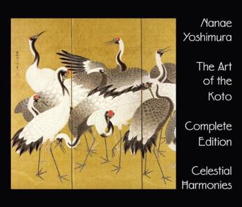CD Art of the Koto di Nanae Yoshimura