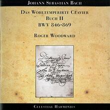 Well - Tempered Clavier, - CD Audio di Johann Sebastian Bach