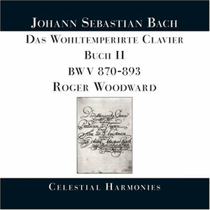 CD Well Tempered Clavier di Roger Woodward 0