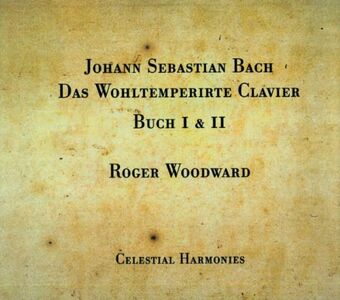 CD Well - Tempered Clavier 1&2 di Johann Sebastian Bach