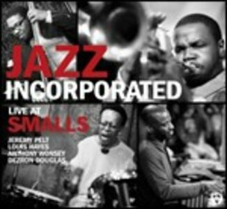 CD Live at Smells di Jazz Incorporated
