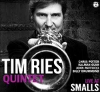 CD Live at Smalls di Tim Ries (Quintet)