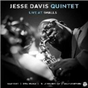 Live at Smalls - CD Audio di Jesse Davis