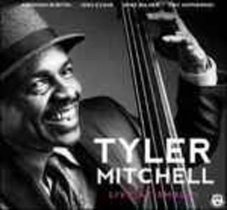 CD Live at Smalls di Tyler Mitchell (Quintet) 0