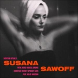 Bathtub Rituals - CD Audio di Susana Sawoff