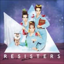 Resisters - CD Audio di Resisters
