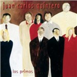 Los primos - CD Audio di Juan Carlos Quintero