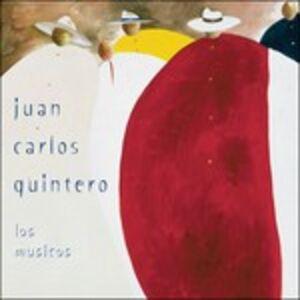 CD Los Musicos di Juan Carlos Quintero