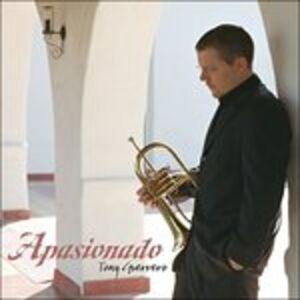 Foto Cover di Apasionado, CD di Tony Guerrero, prodotto da Native Language