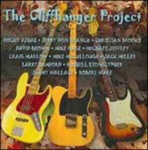 Foto Cover di Cliffhanger Project, CD di  prodotto da Topcat