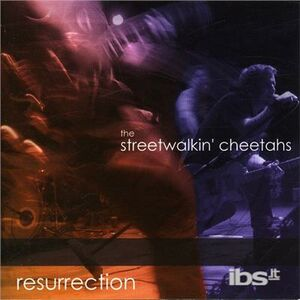 CD Resurrection di Streetwalkin' Cheetahs