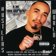 It's a Hustler's World 2 - CD Audio di Lil Blacky