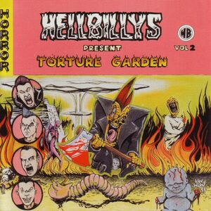 Foto Cover di Torture Garden, CD di Hellbillys, prodotto da Nickel & Dime
