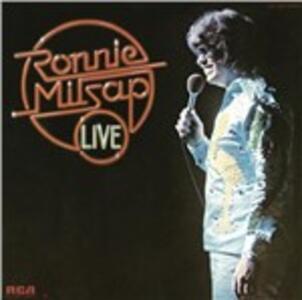 Live - CD Audio di Ronnie Milsap