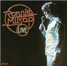 Live - CD Audio di Ronnie Milsap