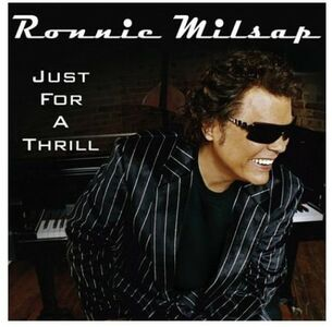 CD Just for a Thrill di Ronnie Milsap