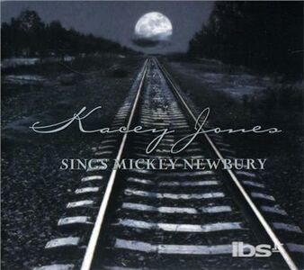 CD Sings New Bury di Kacey Jones