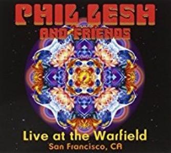 CD Live at the Warfield di Phil Lesh