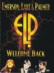 Emerson, Lake & Palmer. Welcome Back (DVD) - DVD di Keith Emerson,Carl Palmer,Greg Lake
