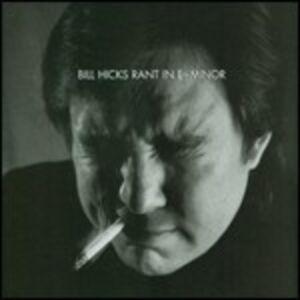 CD Rant in E-minor di Bill Hicks