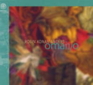 Omaiyo - CD Audio di Robin Adnan Anders