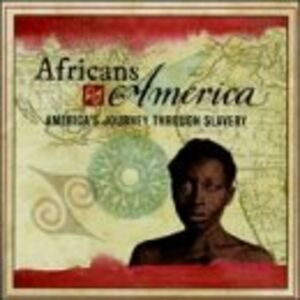 CD Africans in America (Colonna Sonora)