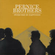 Overcome by Happiness - CD Audio di Pernice Brothers