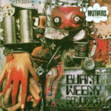 Burnt Weeny Sandwich - CD Audio di Frank Zappa
