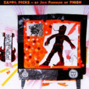 Foto Cover di Frank Zappa picks by Fishman, CD di Frank Zappa, prodotto da Ryko