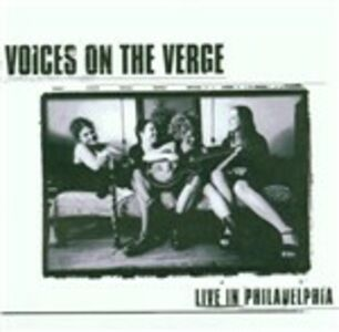 CD Live in Philadelphia di Voices on the Verge