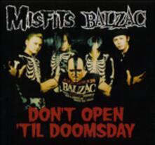 Day the Earth Caught Fire - CD Audio Singolo di Misfits,Balzac